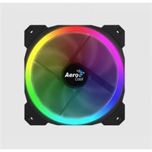 Aerocool Orbit 12cm Dual Ring RGB Led Fan - 1