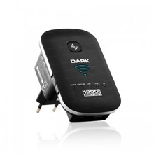 Dark RangeMAX WRAC1200 802.11ac WiFi 1200Mbit 1x3dBi 5G, 1x3dBi 2.4G Dahili Antenli Kablosuz Router / Access Point / Repeater - 1