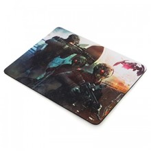 TX Assault Desenli Gamer MousePad Mousepad (280x220x3mm) - 1