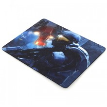 TX Future Battles Desenli Gamer MousePad (280x220x3mm) - 1