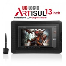"UC Logic Artisul UCSP1301 1920x1080 IPS  13.3""  Grafik Tablet - 1"